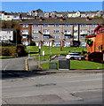 SS6593 : Jones Terrace flats, Swansea  by Jaggery
