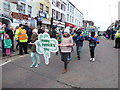 H4572 : St Patrick's Day, Omagh 2018 - 36 by Kenneth  Allen