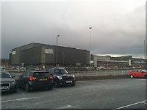 TQ2387 : Brent Cross Shopping Centre by David Howard