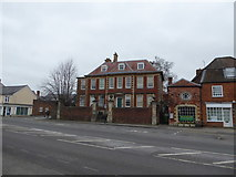 SU0061 : Old property in Devizes (Brownston House) by Jeremy Bolwell
