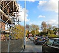 SJ9090 : Carrington Road towards Vernon Park by Gerald England