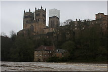 NZ2742 : Durham Cathedral (1) by Chris Heaton