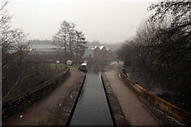 SJ9398 : The start of the Peak Forest Canal by Chris Allen
