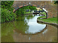 SP2999 : Whittington Bridge north-west of Atherstone in Warwickshire by Roger  Kidd