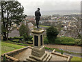 SD7441 : Clitheroe War Memorial : Week 11