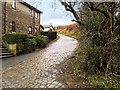 SD7232 : Great Harwood, Clinkham Road by David Dixon