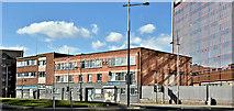 J3474 : Nos 1-5 Albert Square, Belfast (March 2018) by Albert Bridge