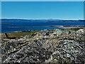NS0560 : Kilmory Hill - Isle of Bute by Raibeart MacAoidh