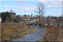 NT2273 : Water of Leith at Murrayfield by Jim Barton
