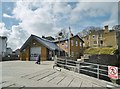 ST4777 : Portishead Lifeboat Station by Mike Faherty