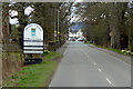 NH5246 : A862, Welcome to Beauly by David Dixon