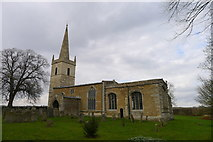 SK8707 : Church of St Edmund, Egleton by Tim Heaton