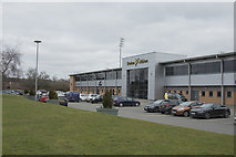 SK2524 : The Pirelli Stadium by Malcolm Neal