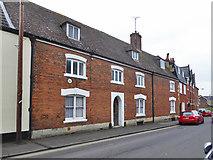 SU0061 : The Grange, Bridewell Street, Devizes by Robin Webster