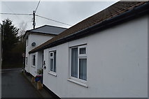 SX9888 : Corner of Ebford Lane by N Chadwick