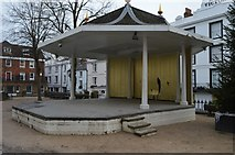 TQ5838 : Bandstand, The Pantiles by N Chadwick