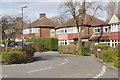 TQ4477 : Ashridge Crescent, Shrewsbury Park Estate by Stephen McKay