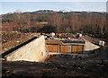 NH2124 : Gleann nam Fiadh hydro powerhouse by Craig Wallace
