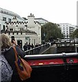 TQ2884 : Camden Lock on the Regent's Canal, Camden Town, London NW1 by Sue Grayson