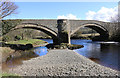 NX0882 : Old Bridge, Ballantrae : Week 13