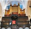 SJ9497 : Old Chapel organ by Gerald England
