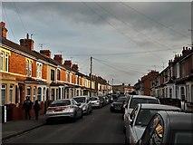 SU1584 : Graham Street, Swindon by Chris Brown