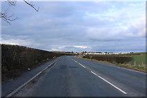 NS3628 : Kilmarnock Road, Monkton by Billy McCrorie