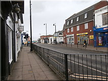 TL4196 : Wisbech Road, March by Virginia Knight