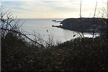SX9365 : Long Quarry Point by N Chadwick