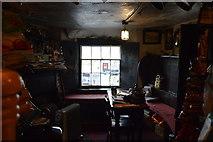 SX9688 : Inside The Bridge Inn by N Chadwick