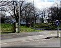 ST3188 : Unusable BT phonebox, Lyne Road, Crindau, Newport by Jaggery