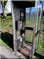 ST3188 : Missing handset in a BT box, Lyne Road, Crindau, Newport by Jaggery