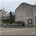 SN4400 : Public space on a Burry Port corner by Jaggery