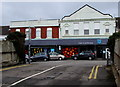 SN4400 : Co-op supermarket, Station Road, Burry Port by Jaggery