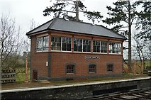 SP0838 : Broadway station, GWSR by Philip Pankhurst