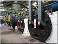 SN7803 : Boiler house at Cefn Coed Colliery Museum : Week 14