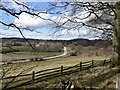 NZ2254 : Fieldscape at Beamish Museum by Graham Hogg