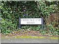 TL1419 : Lawrence End Road sign by Adrian Cable