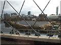 SJ8298 : Water Street car park seen from the Irwell bridge by Stephen Craven