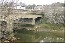 TM1543 : Princes Street Bridge, Ipswich by Stephen McKay
