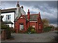 SD4411 : Bromley's house, Junction Lane, Burscough by Stephen Craven