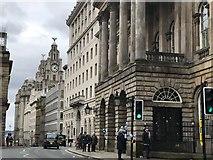 SJ3490 : Water Street, Liverpool by Jonathan Hutchins