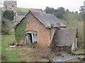 SO4876 : Old Sawmill (Bromfield) by Fabian Musto
