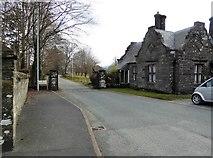 SH7400 : West Lodge, Plas Machynlleth by Eirian Evans