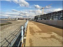 SD4464 : Morecambe Promenade by David Dixon