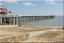 TM3034 : Felixstowe Pier by Stephen McKay