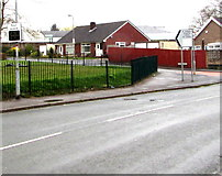 ST3091 : Your speed indicator, Almond Drive, Malpas, Newport  by Jaggery