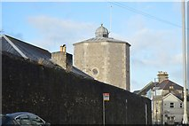 SX4654 : Water Tower, Former Royal Naval Hospital by N Chadwick