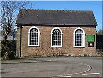 SJ6926 : Hinstock Methodist Church by John M