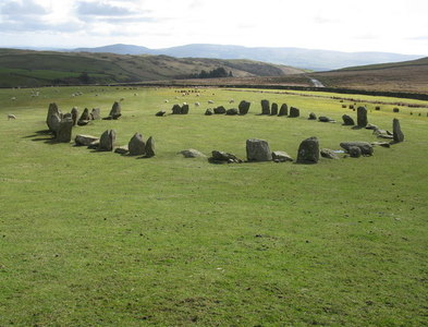 SD1788 : Swinside Stone Circle by G Laird